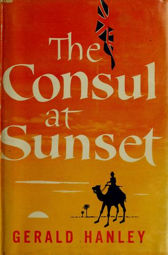 The consul at sunset.