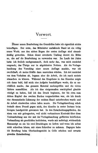 Grundrisz zur Geschichte der deutschen Dichtung aus den Quellen