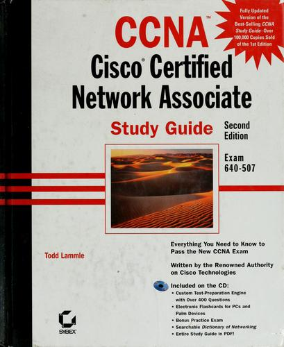 CCNA Cisco certified network associate study guide