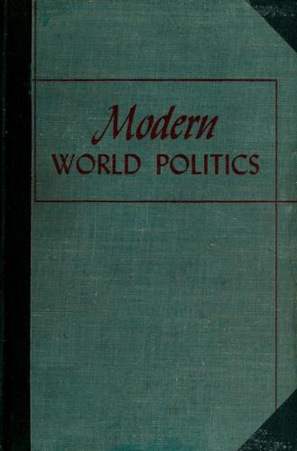 Download Modern world politics.