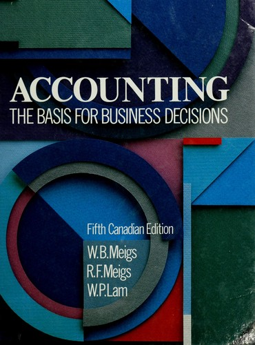 Download Accounting, the basis for business decisions