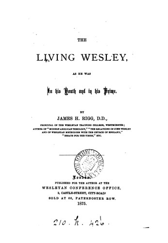 The living Wesley