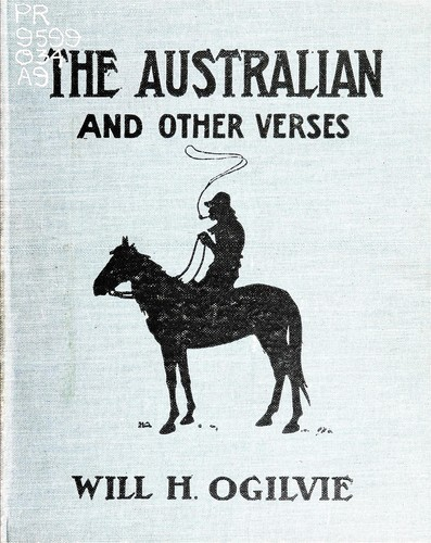 The Australian and other verses.