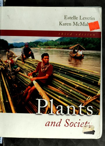 Download Plants and society