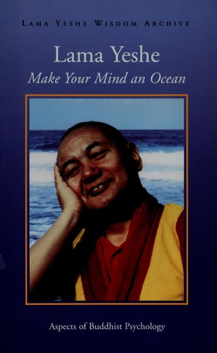 Make your mind an ocean by Lama Yeshe