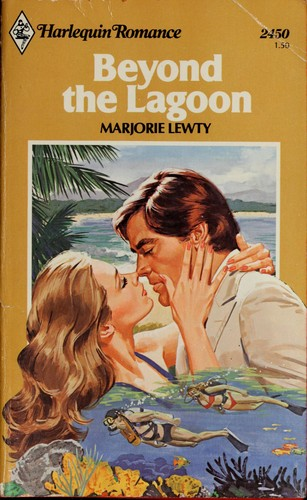 Beyond the Lagoon by Marjorie Lety, Marjorie Lewty