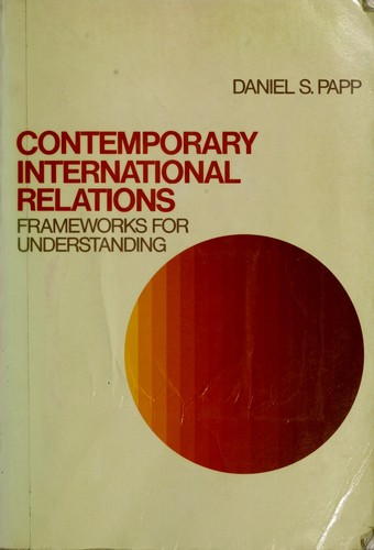Contemporary international relations
