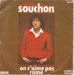 Alain Souchon - On s'aime pas