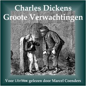 Groote Verwachtingen(8076) by Charles Dickens audiobook cover art image on Bookamo