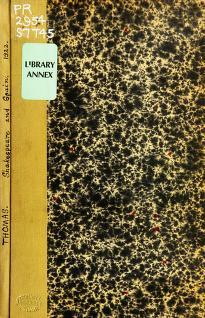 Cover of: Shakespeare and Spain