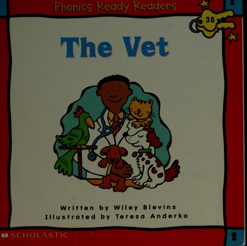 The vet by Wiley Blevins