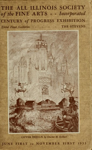 Catalog by All-Illinois Society of the Fine Arts, Inc.